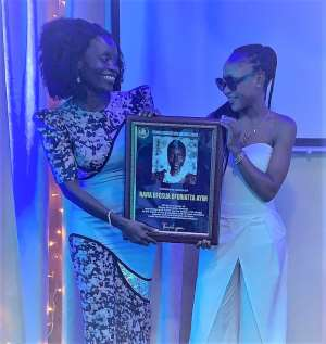 ANO Founder Nana Oforiatta Ayim Wins Ghana Innovation Award