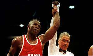 Adamu to vie for WBC international title
