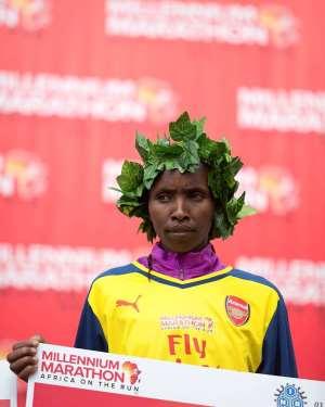 Millennium Marathon Was Easy For Me - Penninah Kigen
