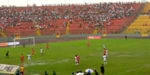 President Cup: Kotoko-Hearts Clash Rained Off