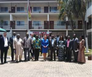 Ghana Benefits From €520,000 Support For Teaching And Learning Of French Language