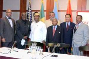 Boston University Opens Trans-Atlantic African Prez Roundtable