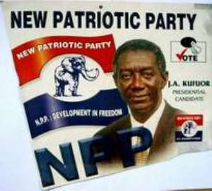 Confusion rocks Cape Coast NPP