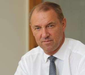 Dutch Ambassador to Ghana -  Ron Strikker