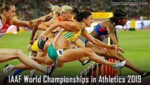 GBC Coverage Of Doha 2019 IAAF World Championship Launched On SNL Show