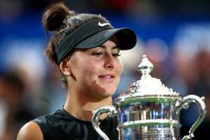 At 19, Andreescu Lives Dream Of Being Grand Slam Champion