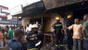 Gov't Probes Abossey Okai Fire Incident