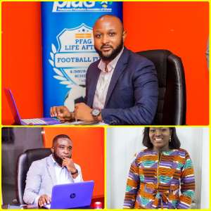Ampofo Ankrah To Head African Beach Soccer Communications Directorate