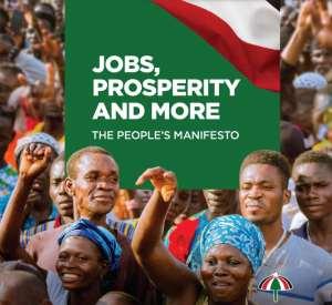 The People's Manifesto: Ray Of Hope For Ghana---NDC Proforum North America