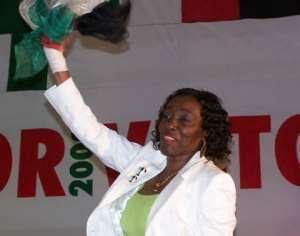 Mrs Rawlings For President