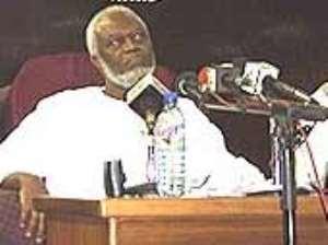 Tsikata Endorses Obed