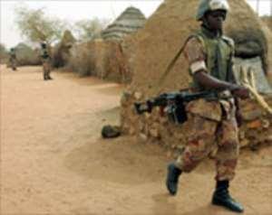 Darfur rebel faction rejects AU role