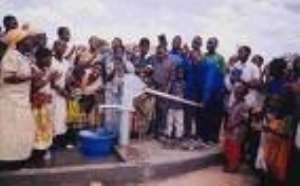 Church of Christ to construct/rehabilitate boreholes nationwide