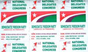 DFP Goes To Congress To Elect Flagbearer