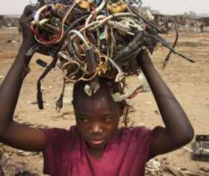UK investigates e-waste dumping in Ghana