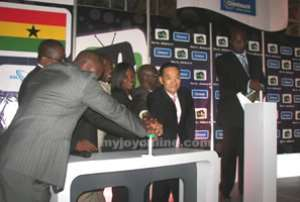 FonTV rolls out in Ghana …in historic first