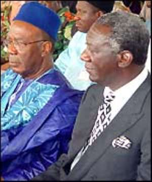 West must respect Africa - Kufuor