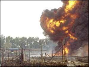 200 Feared Dead in Nigeria Oil Blast
