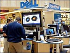 Dell deal bolsters Google search