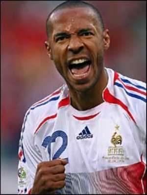Henry had given France the perfect start
