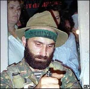 Basayev led the 1995 attack on a hospital in Budyonnovsk