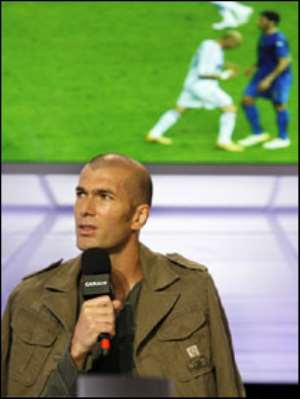 Zidane has spoken about his sending-off for the first time