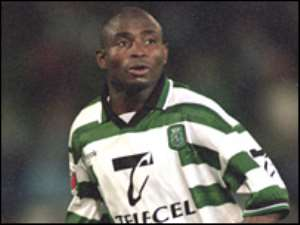 Kwame Ayew returns to boost Setubal in portugal