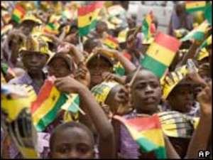Ghana celebrates first 50 years