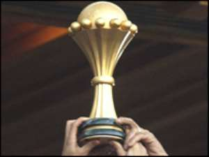 Nigeria and Angola could reach the Nations Cup finals this weekend