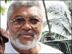 Rawlings To Give Approval On Who Becomes Our Next IGP