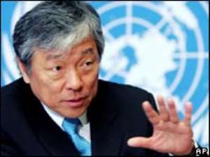 China expresses condolence over death of WHO director-general