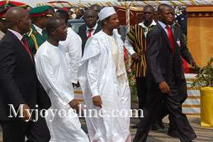 President Yar'Adua said 'a potentially dangerous problem' had been tackled