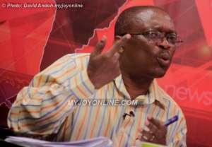 Pension controversy: Gov't on the path of escalation- Kweku Baako