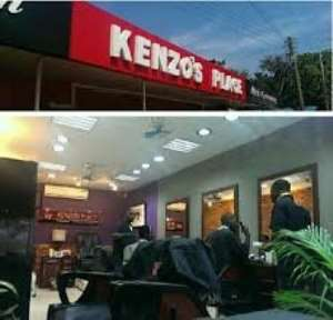 Staff of Kenzo's Place in Johannesburg for skills training