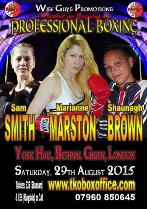 Let's Hear It From The Girls - Marston, Smith & Brown Presser Quotes