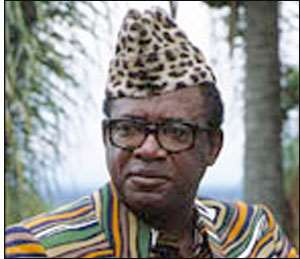 Mobutu's Millions Remain In Swiss Accounts