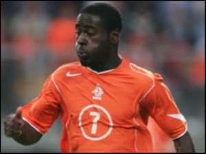 Abeyie applies to play for Ghana
