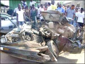 94 Killed In Accidents
