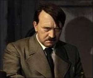 Court Fines Man For Beheading Hitler Wax