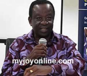 Former Energy Minister under the New Patriotic Party administration Albert Kan-Dapaah
