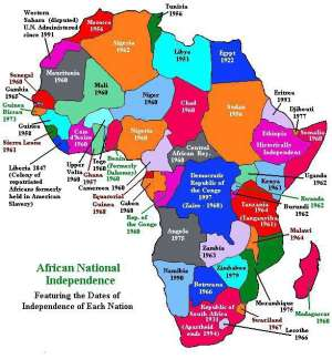 A Declaration Of The African Government In Exile