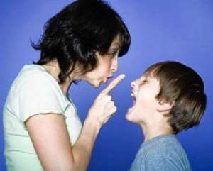 Mothers, speak to your kids with the language of good discipline
