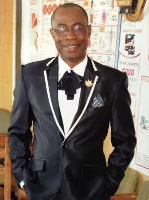 Dr. Brown Osei Konadu