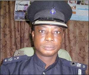 ACP Awuni, Northern Regional Police Commander