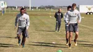 Ghana ace Harrison Afful starts pre-season with Columbus Crew in Florida