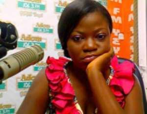 Afia Pokua at Okay FM Radio Station Must Get Her Facts Right