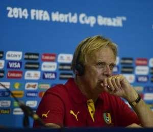 Cameroon bonus row just the African way, says Finke
