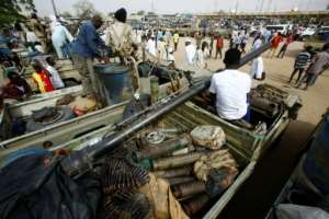 Darfur rebel groups retreat to Libya, South Sudan: UN report