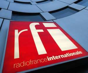 Kinshasa has temporarily cut RFI's signal to protest its post-election coverage in the country.  By Joel Saget (AFP/File)