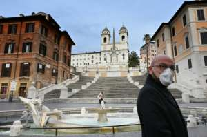 Italy is the hardest hit country in Europe.  By Alberto PIZZOLI (AFP/File)